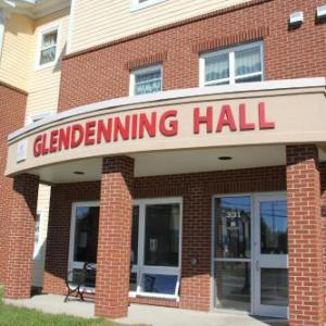 Glendenning Hall at Holland College