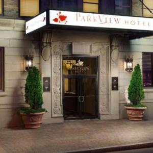 Hotels near Spark Art Space - The Parkview Hotel- Best Western Premier Collection