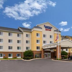 Cedar Rapids Ice Arena Hotels - Fairfield Inn & Suites by Marriott Cedar Rapids