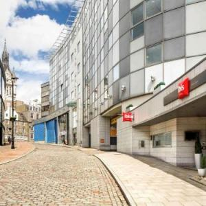 Hotels near The Tunnels Aberdeen - ibis Aberdeen Centre - Quayside