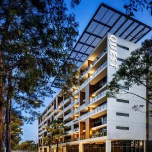 Hotels near Sydney Showground - Quest at Sydney Olympic Park