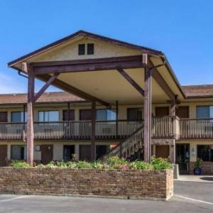 Ellensburg Rodeo Hotels - Econo Lodge Ellensburg
