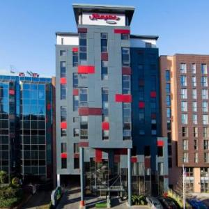 Ashcroft Theatre Croydon Hotels - Hampton by Hilton London Croydon