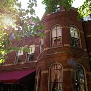 Hotels near The Andy Warhol Museum - The Priory Hotel - Bed And Breakfast