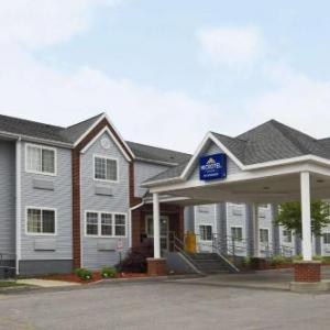 Microtel Inn & Suites By Wyndham Baldwinsville/syracuse