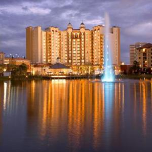 Hotels near Walt Disney World Epcot - Wyndham Grand Orlando Resort Bonnet Creek