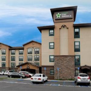 Extended Stay America -Los Angeles -Northridge