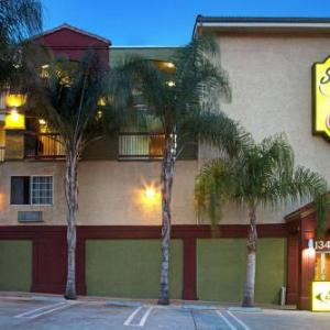 Airliner Club Hotels - Super 8 Motel - Los Angeles/Downtown
