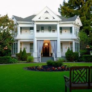 Napa Valley Expo Hotels - The White House Inn & Spa