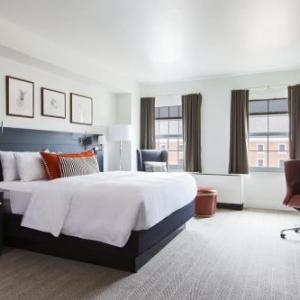 Xfinity Center College Park Hotels - College Park Marriott Hotel & Conference Center