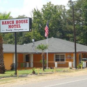 Ranch House Motel Marksville