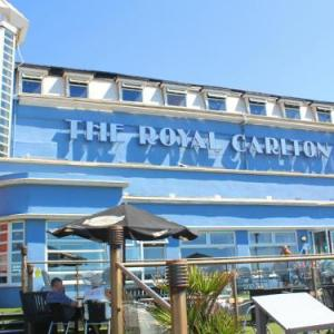 Waterloo Music Bar Blackpool Hotels - Royal Carlton Hotel