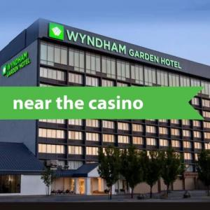 Hotels near Hard Rock Cafe Niagara Falls USA - Wyndham Garden At Niagara Falls