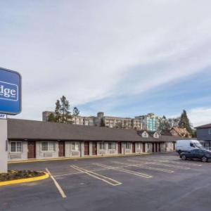 McDonald Theatre Hotels - Travelodge Eugene Downtown / University Of Oregon