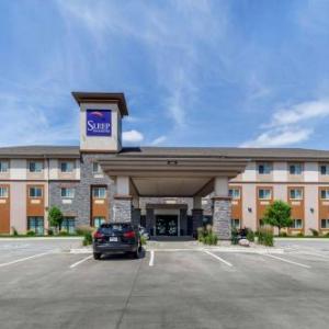 The Sleep Inn & Suites -Medical Center.