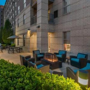 Chaifetz Arena Hotels Residence Inn Saint Louis Downtown