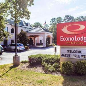 Jennie T Anderson Theatre Hotels - Econo Lodge Inn & Suites Marietta