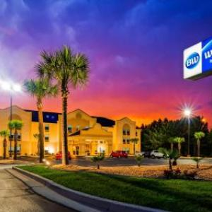 Hotels near Reaves Arena - Best Western Bradbury Inn & Suites