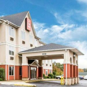 Econo Lodge Inn & Suites Douglasville