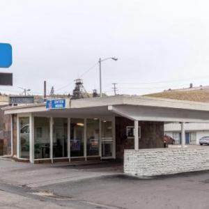 Motel 6-Butte MT - Historic City Center
