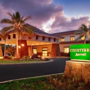 Hotels near Turtle Bay Resort - Courtyard Oahu North Shore