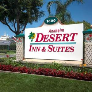 The Fifth Anaheim Hotels - Anaheim Desert Inn & Suites