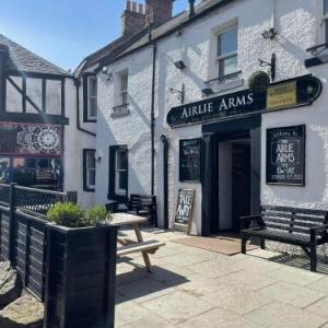 Forfar Athletic Football Club Hotels - Airlie Arms Hotel