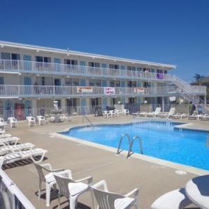 Wildwoods Convention Center Hotels - Caprice Motel - Wildwood