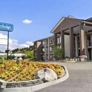 Travelodge By Wyndham Kamloops Mountview