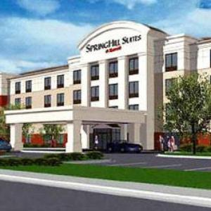 Hotels near Merrell Center - Springhill Suites Houston Katy Mills