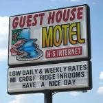 Chanute Kansas Hotels - Guest House Motel Chanute