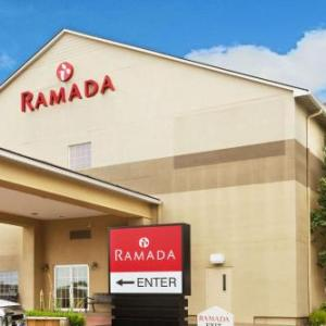 Jim Patterson Stadium Hotels - Ramada by Wyndham Louisville Expo Center