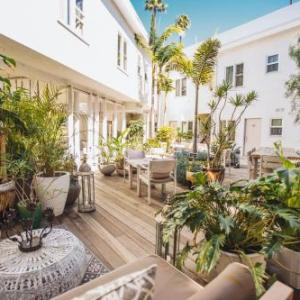 Key Club Los Angeles Hotels - Hotel Beverly Terrace