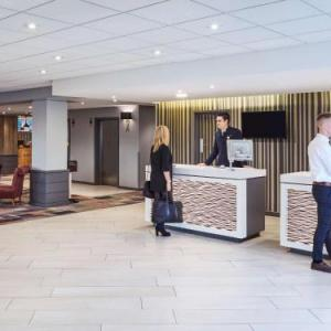 Wolverhampton Civic Hall Hotels - Novotel Wolverhampton City Centre