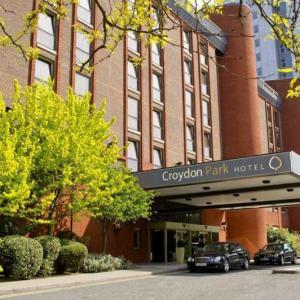 Hotels near Fairfield Halls - Croydon Park Hotel London
