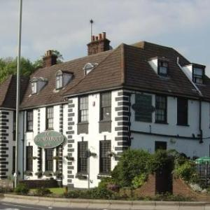 HMS Collingwood Hotels - The Roundabout Hotel