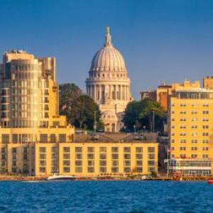 Hotels near Promenade Hall Madison - The Edgewater