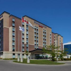 Hotels near Flato Markham Theatre - SpringHill Suites by Marriott Toronto Vaughan