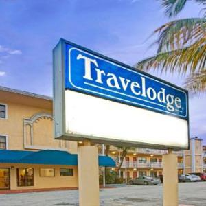 Hotels near War Memorial Auditorium Fort Lauderdale - Travelodge By Wyndham Fort Lauderdale