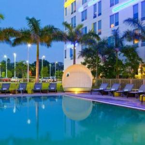 Roxy Performing Arts Center Hotels - Aloft Miami Doral