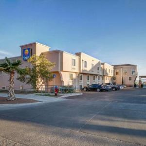 Club 101 El Paso Hotels - Comfort Inn & Suites I-10 Airport