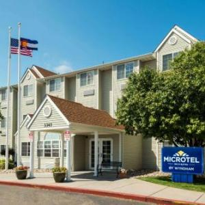 Hotels near Colorado State Fair - Microtel Inn & Suites By Wyndham Pueblo