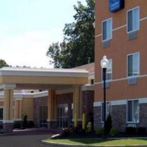 Comfort Inn & Suites Saratoga Springs