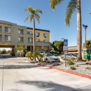 Quality Inn Suites Huntington Beach Fountain Valley