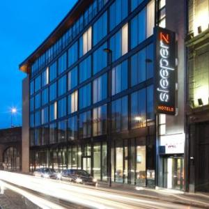 O2 Academy Newcastle Hotels - Sleeperz Hotel Newcastle