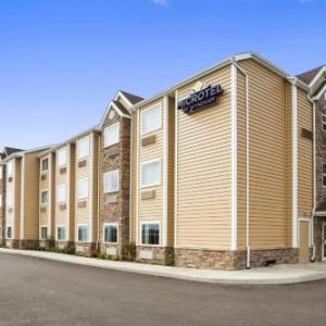 Pritchard Laughlin Civic Center Hotels - Microtel Inn & Suites By Wyndham Cambridge