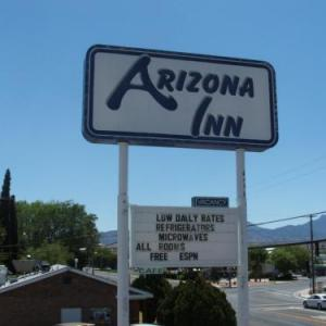Rio Vista Outdoor Amphitheater Hotels - Arizona Inn