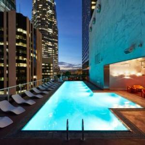 The Airliner Los Angeles Hotels - The Standard Downtown LA