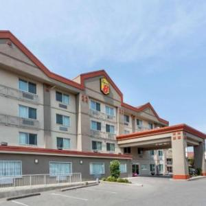 Abbotsford International Airport Hotels - Super 8 by Wyndham Abbotsford BC