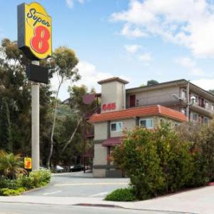 Dave and Busters San Diego Hotels - Super 8 by Wyndham San Diego Hotel Circle